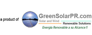 A product of GreenSolarPR.com